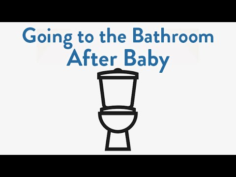 Postpartum 101: Going to the Bathroom After Baby | CloudMom