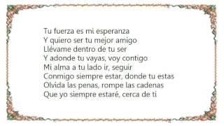Jon Secada - Tu Mejor Amigo Lyrics