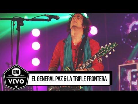 El General Paz Y La Triple Frontera video Show Completo - CM 2015