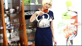 Индукционный чайник из нержавеющей стали Цептер , - видео 1