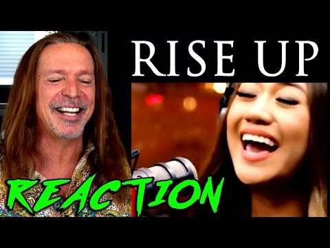 Vocal Coach Reaction to Rise Up - Morissette Amon - Ken Tamplin Vocal Academy