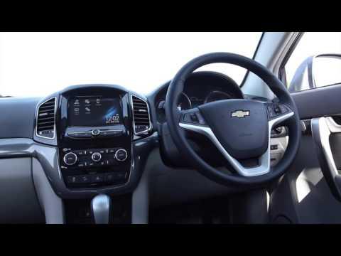 Chevrolet Captiva 2016 Video
