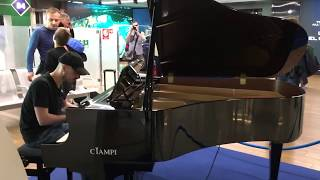 When the Saints Go Marching In—Original Piano Version-Airport Roma