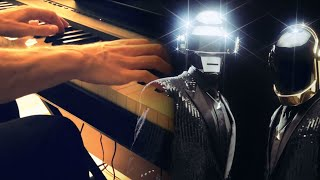Daft Punk - Within - piano cover