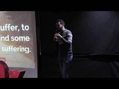 Journey with addiction | Ahmed Elmansy | TEDxAhramCanadianUniversity