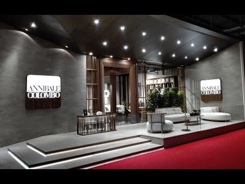 AnnibaleColombo Salone del Mobile 2019
