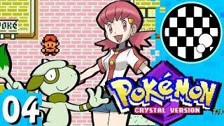 Smeargle  - (Pokémon) - 6 Smeargle Challenge: Pokemon Crystal | PART 4