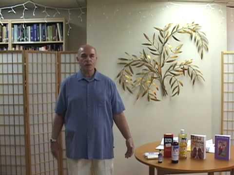 Jack Rosen: Use of Castor Oil Packs 2/3