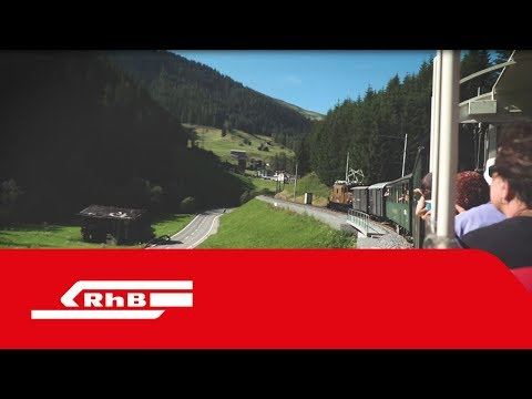 Preview video Trenino del Bernina