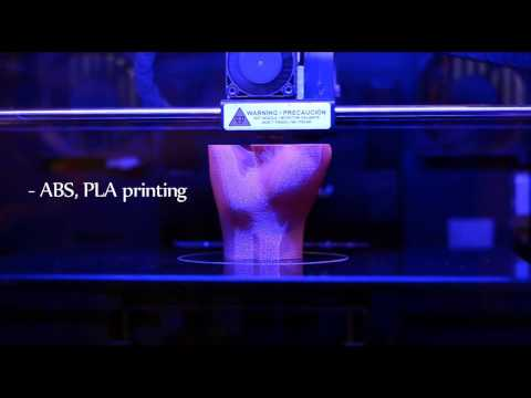 Best 3D Printer by Flashforge the Creator Pro Dual Extrusion