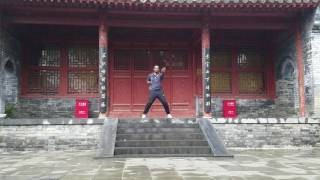 preview picture of video 'Siu Lum Tao at the Shaolin Temple'