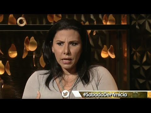 Vanessa Senior se sincera sobre Hector Manrique, Tonny Boom y Andreína Álvarez | Sábado en la noche