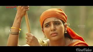 Rangastalam movie Ramcharan Samantha Back to Back  Scenes