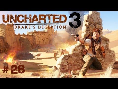 Uncharted 3: Drakes Deception ►Let's Play #28 - Minerva-Anhänger, Rubin-Perlen-Anhänger[LP/DE]