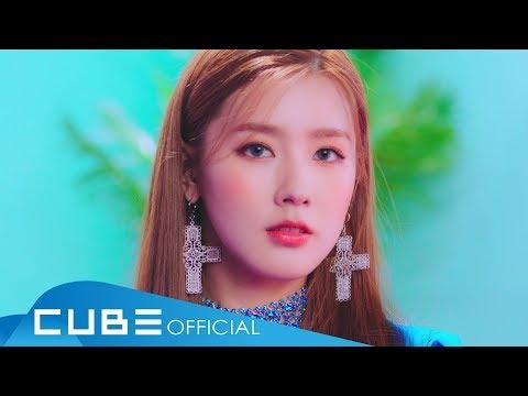 (여자)아이들((G)I-DLE) - 'Senorita' : 미연(MIYEON) Teaser