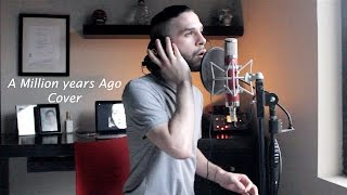 Adele - A Million years Ago   Cover   Carlos Zaur