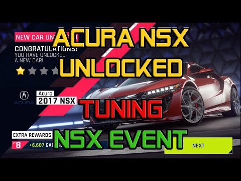 Acura NSX Unlocked + Tuning + NSX Event!