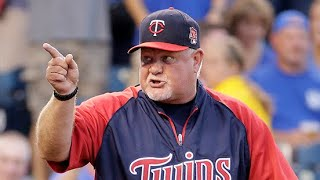 Ron Gardenhire getting Pissed Off