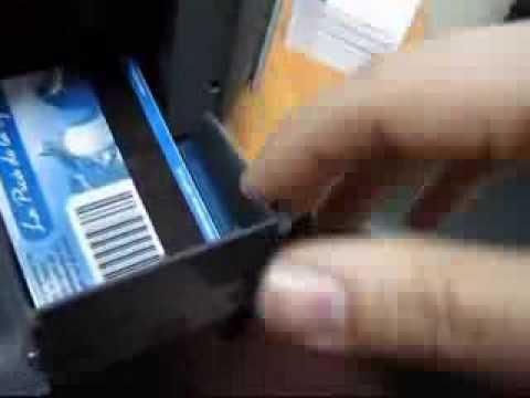 Impresora  Zebra P110i Tarjetas de PVC