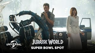 Jurassic World - Official Super Bowl Spot