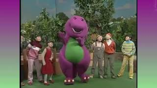 Barney If All the Raindrops(새콤달콤한 비!)from the queen of make believe