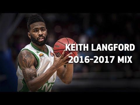 Keith Langford 16-17 Mix
