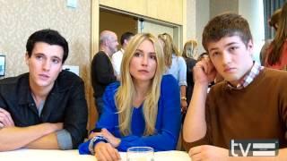 """""""Рухнувшие небеса""""или""""Сошедшие с небес"""", Falling Skies Season 2 - Drew Roy, Sarah Carter"""