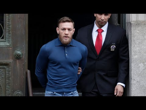 Conor McGregor Arrested After Bus Attack At UFC 223 | Hollywoodlife