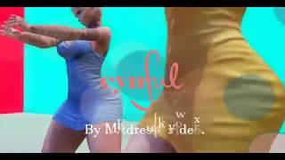 Cynful Holli's Dress . video wip