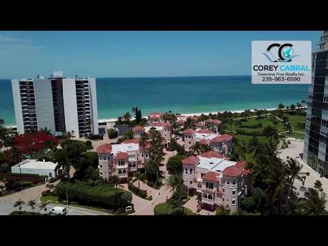 Park Shore Casa Mar Real Estate Flyover in Naples, Florida