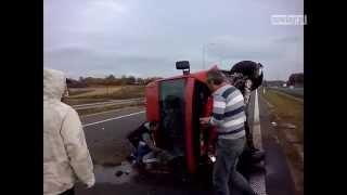Wypadek Na A1 W Skrzyszowie