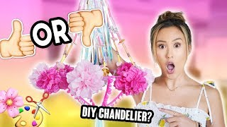 DIY MASTER EP 6: PARTY CHANDELIER