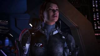 Mass Effect 1 2019 HD mod FemShep Edition Insanity Playthrough