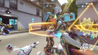 My First Game On 144hz Live First Impressions Overwatch