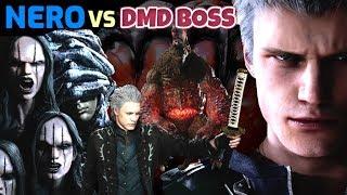 DMC5 All Dante Must Die🔴 BOSSES [No Devil Trigger, No Devil Arms, No Damage]  Devil May Cry 5