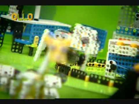 Creaciones robóticas