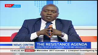 The Resistance Agenda:Mini People's Assembly to be unveiled