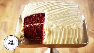 white chocolate cream cheese frosting for red velvet cake
