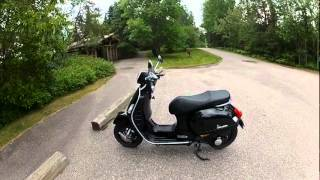 2007 vespa gts 250 motorcycle specs reviews prices. Black Bedroom Furniture Sets. Home Design Ideas