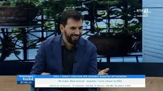 Mysafiri i Mëngjesit -Alban Kastrati 16.09.2021