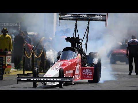 Doug Kalitta finally gets his Indy win