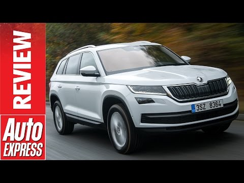 New Skoda Kodiaq Review: Could The Big SUV Be Best-in-class?