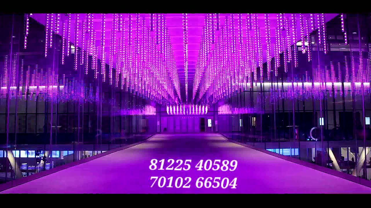 False Ceiling Hanging Light Design +91 8122540589