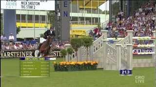 Nick Skelton - Big Star - Preis von Europa CHIO Aachen 2012 - YouTube