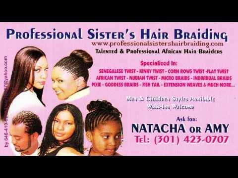 Best Senegalese Braids Suitland-DC Metro, Twisted Braids, French, Flat, Braided Hair Maintenance