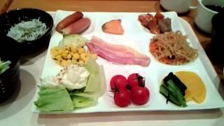 美味しい朝食バイキング@セラヴィリゾート泉郷