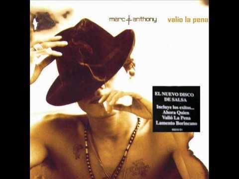 Marc Anthony - Amigo (Salsa)