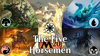 MTG Arena M20   Tolsimir's Wolf Friends DeckTech & Gameplay [Chow