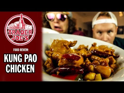 Trader Joe's Kung Pao Chicken Food Review
