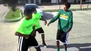 Starting 5ive Harlem shake